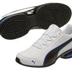 Puma Leader Tazon Viz VT SL Herren Sneaker für 34,90€ (statt 39€)