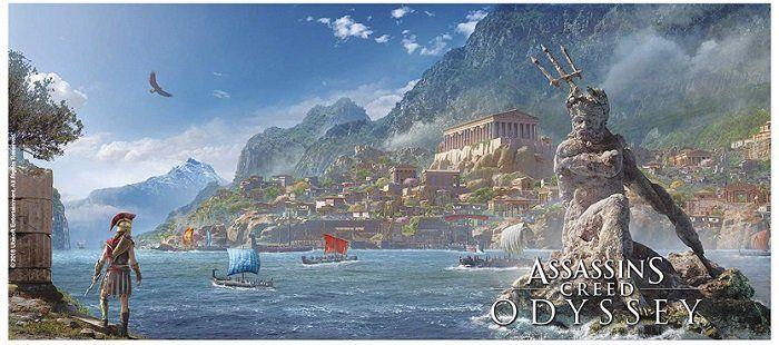 Vorbei   ABYSSE CORP Assassins Creed Tasse Greece Tasse für 7€ (statt 12€)