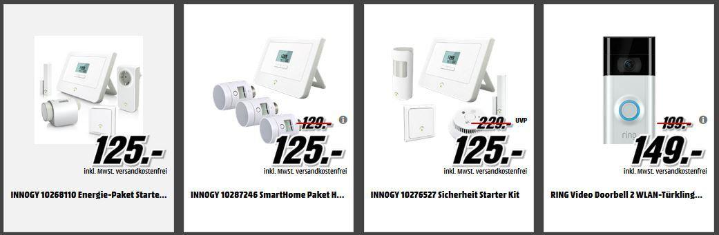 Media Markt Smart Tiefpreiscouch: z.B. LIFX E27 WiFi Lampe Mehrfarbig für 45€ (statt 60€)