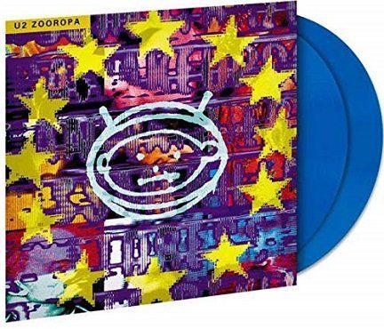 U2   Zooropa (Blue Opaque Vinyl) für 19€ (statt 27€)