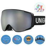 Unigear Skibrille Skido X2 mit 100% UV-Schutz und Anti-Fog ab 12,99€ (statt 26€)