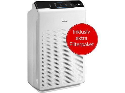WINIX ZERO inkl. extra Filterpaket Luftreiniger in Weiß (70 Watt, Raumgröße: 247 m³) für 252,98€ (statt 299€)