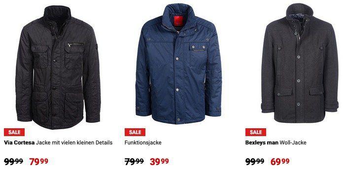 Adler Sale + 30% Rabatt auf bereits reduzierte Mäntel, Jacken & Strickartikel + VSK frei ab 65€