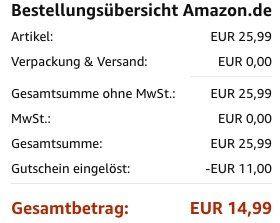 Elektrischer Abody Porenreiniger und Mitesserentferner für 14,99€ (statt 25,99€)
