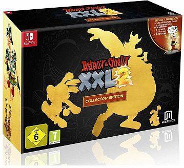 Asterix & Obelix: XXL 2 Collectors Edition (Switch) für 59€ (statt 81€)