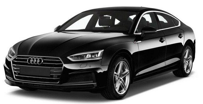 Gewerbe Leasing: Audi A5 Sportback TDI Quattro S Tronic 190PS ab 296,34€ monatlich ohne Anzahlung