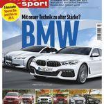 9 Ausgaben auto motor und sport für 31,85€ – Prämie: 31,85€ Verrechnungsscheck