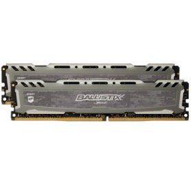Crucial Ballistix Sport LT DDR4 8GB Bundle (2×4GB) für 46,07€ (statt 65€)
