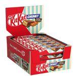Nestlé KitKat ChunKy Salted Caramel Fudge 24-Pack für 9,99€ (Primer)