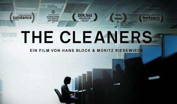 Kostenlos: Doku The Cleaners/Im Schatten der Netzwelt (IMDb 7,2/10)