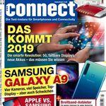 Connect – Technik Magazin Jahreabo für 75,60€ + Prämie: 50€ BestChoice Gutschein