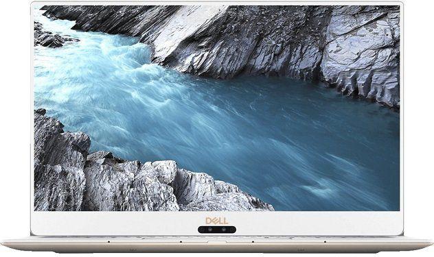 DELL XPS13 9370 Notebook mit i7, 8GB RAM, 256GB SSD in Rosé Gold für 1.274€ (statt 1.476€)