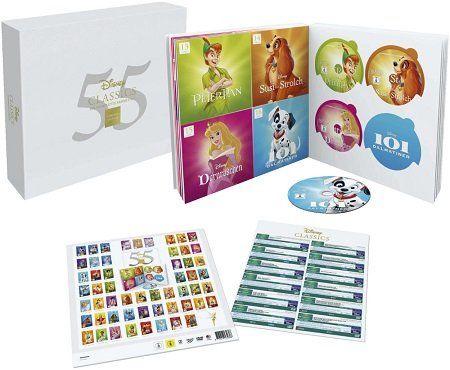 Disney Classics Komplettbox (55 DVDs) ab 179€ (statt 223€)