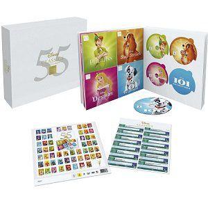 Disney Classics Komplettbox (55 DVDs) für 189,99€ (statt 230€)