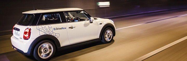 DriveNow Anmeldung kostenlos (statt 29€) inkl. 15 Freiminuten