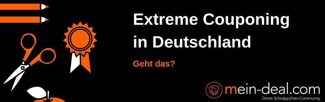 Extreme Couponing in Deutschland: So spart ihr mit Gutscheinen!