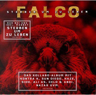 Falco   Sterben um zu leben   Exklusive Edition mit Magnet für 12,99€ (statt 20€)