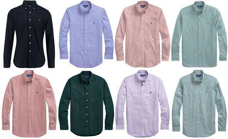 TOP!? Diverse Ralph Lauren Hemden ab 50,86€ (statt ~80€)
