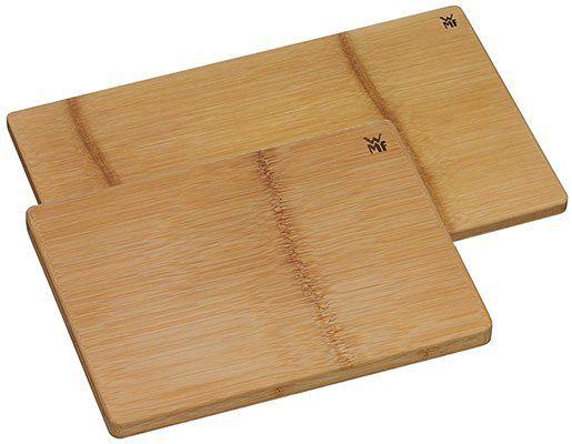 2er Set: WMF Bambus Schneidebretter (45x27cm + 26x20cm) für 22,41€ (statt 39€)