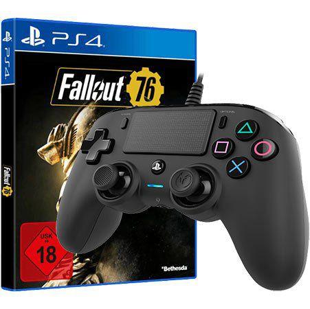 Nacon PS4 Controller + Fallout 76 für 30,99€ (statt 55€)