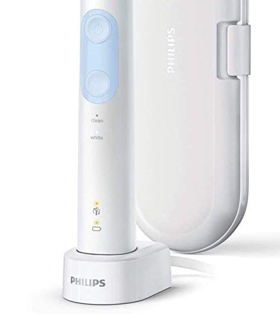 Philips Sonicare ProtectiveClean HX6839/28 – Schallzahnbürste Andruckkontrolle, Timer & Zubehör ab 54,35€ (statt 68€)