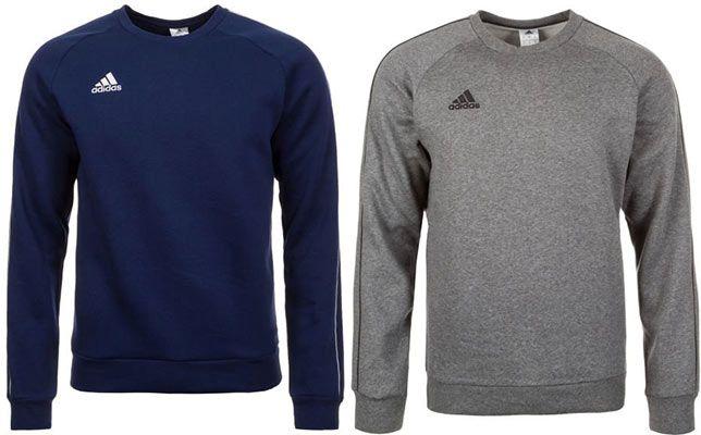 adidas Performance Core 18 Sweatshirt in 4 Farben für je 21,95€ (statt 25€)