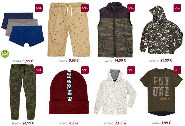 Takko 50% Sale + 50% Extra Rabatt   günstige Damen, Kinder & Herren Fashion
