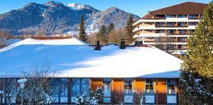 2 ÜN im 4* Hotel in Lenggries (Bayern) inkl. Genießerfrühstück, Dinner und Wellness ab 103€ p.P.
