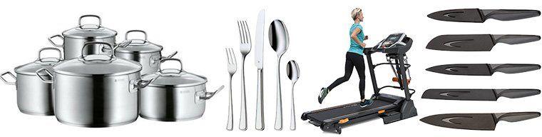 eBay: 10% Rabatt auf Neujahrsvorsätze   ausgewählte Produkte aus Haushalt & Fitness