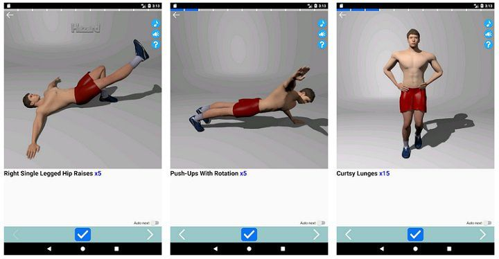 Android: Heimtraining Gym Pro kostenlos (statt 1,79€)
