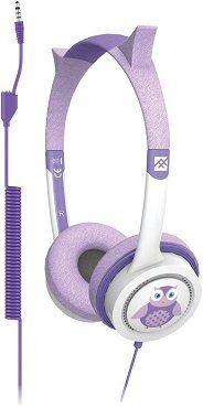 ifrogz Little Rockerz violett Over ear Kopfhörer für 7€ (statt 16€)