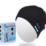 Jiamus Bluetooth Mütze mit Kopfhörer für 7,49€ (statt 12€)