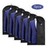 5er Pack: Kleidersäcke (60x128cm) für 13,99€ – Prime