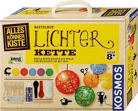 KOSMOS 604288   Lichterkette Bastelset für 11€ (statt 14€)