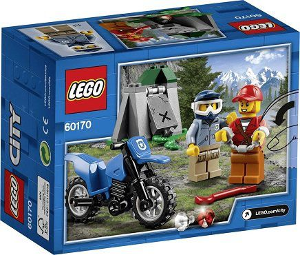 LEGO Offroad Verfolgungsjagd (60170) Bausatz für 5€ (statt 8€)