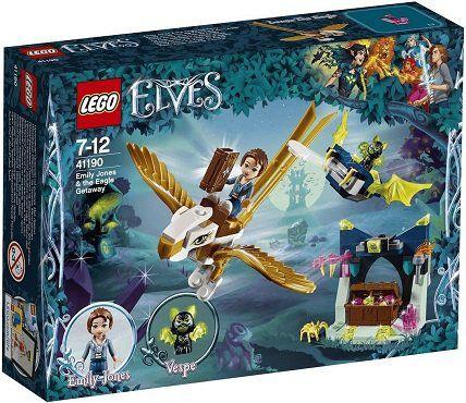 LEGO 41190   Emily Jones und die Flucht auf dem Adler ab 10€ (statt 14€)