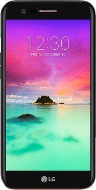 """LG K10 (2017) 5,3"""" Smartphone mit 16GB in Gold für 89€ (statt 117€)"""