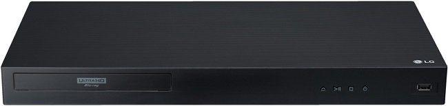 LG UBK90 Ultra HD Blu ray Player in Schwarz ab 149€ (statt 186€)