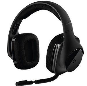 LOGITECH G533 Gaming Headset in Schwarz für 67,99€ (statt 81€)
