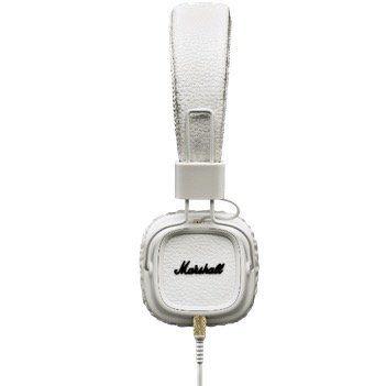 Ausverkauft! Marshall Kopfhörer Major II in weiß für nur 13,99€ (statt 50€)