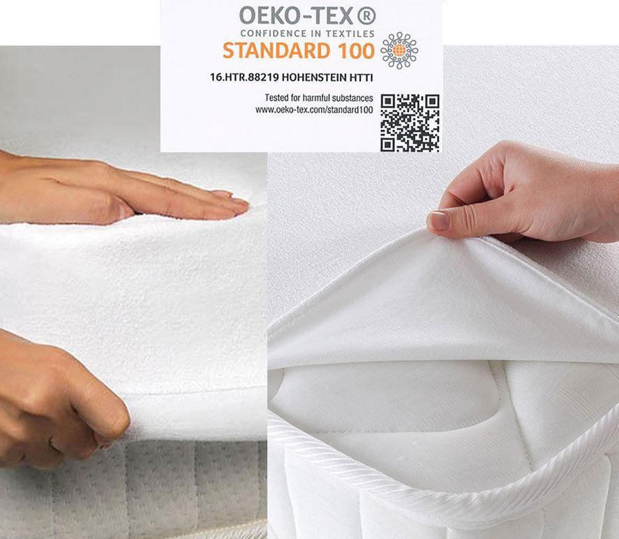 MixyBaby Wasserdichte Matratzenauflage in vielen Größen für je 9,99€ (statt 15€)
