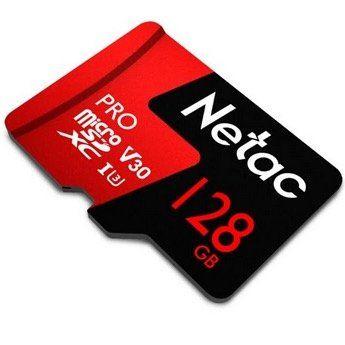 Netac Pro 128GB MicroSD Speicherkarte für 15,87€ (statt 24€)