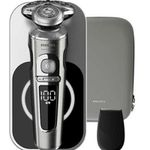Philips Nass- und Trockenrasierer SP9861 für 314,99€ (statt 325€)