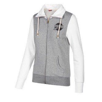 Puma Athletics Damen Sweatjacke für 18,94€ (statt 31€)