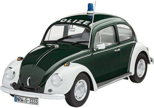 Revell 07035 VW Beetle Police für 9€ (statt 16€)