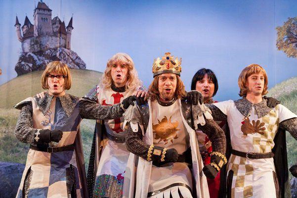 Tele5: Die Ritter der Kokosnuss kostenlos anschauen (IMDb 8,3)
