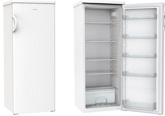 Gorenje R4142ANW Kühlschrank (Nutzinhalt: 246l) für 219€ (statt 249€)