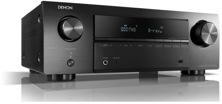 Denon AVR X550BT   5.2 Surround AV Receiver für 170,91€ (statt 219€)