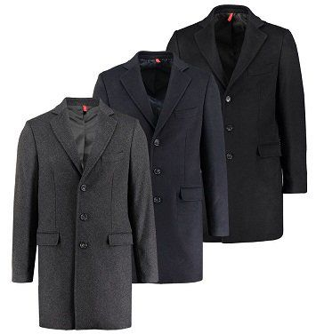 engelhorn Selection Herren Mantel Gianni für 79€