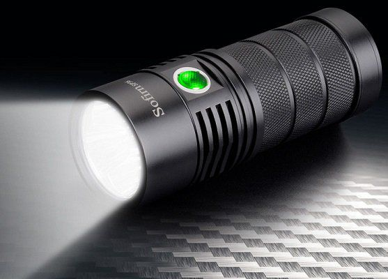 Utorch Sofirn SP36 6000LM LED Flashlight für 43,36€